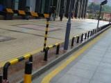 道路U型护栏U型隔离护栏个管理车辆行驶不妨碍行人通过