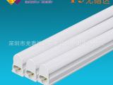 厂家直销灯具灯饰LEDT5日光灯一体化灯管无暗区1.2米7W10