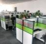 定做沧州办公家具培训桌椅屏风办公桌钢木办公桌