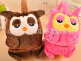 儿童新款保暖耳罩 猫头鹰保暖耳罩 男女宝宝精品耳包
