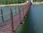 玻璃吊桥安装价格 玻璃吊桥生产厂家 滑索