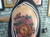 大良纹身,顺德纹身,北滘纹身,陈村纹身