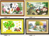 锐迈嘉合钻石画充分诠释出中国文化艺术的瑰宝