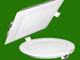 批发 超薄LED贴片筒灯3w 压铸高亮led面板灯加工 品质保证
