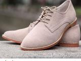 外贸原单新款单鞋 真皮低跟平底系带女士皮鞋子 免费一件代销春鞋