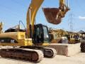 二手卡特320D挖掘机 一流车况 纯土方机无锤史 包送(图)