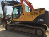 洛阳二手挖掘机沃尔沃210小型二手挖掘机