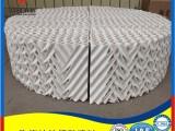 500Y陶瓷波纹生产现场什么塔选用陶瓷波纹规整填料