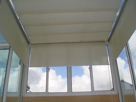 杨浦区定做阳光房窗帘上海杨浦区办公卷帘定做垂直帘铝百叶窗帘
