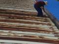 万顷沙厂房楼房各类补漏,厂房彩锌瓦屋面防锈补漏工程