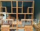 北京现货收藏花梨木多宝阁黄花梨博古架实木书柜红木古董架