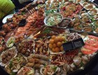 龙潮炭火烤鱼加盟海鲜大咖烧烤特色加盟免费培训