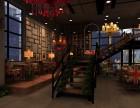 厦门个性化咖啡店装修设计 奶茶店装修设计