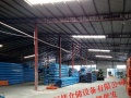 重型货架 仓储货架 横梁式货架 国企回收 低价出
