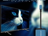 厂家直供:wifi同屏器汽车载音视频手机互联高清电视显示器