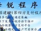 专业搭建API第四方支付程序