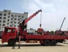 网红爆款-东风锦程后八轮配长兴12T吊机