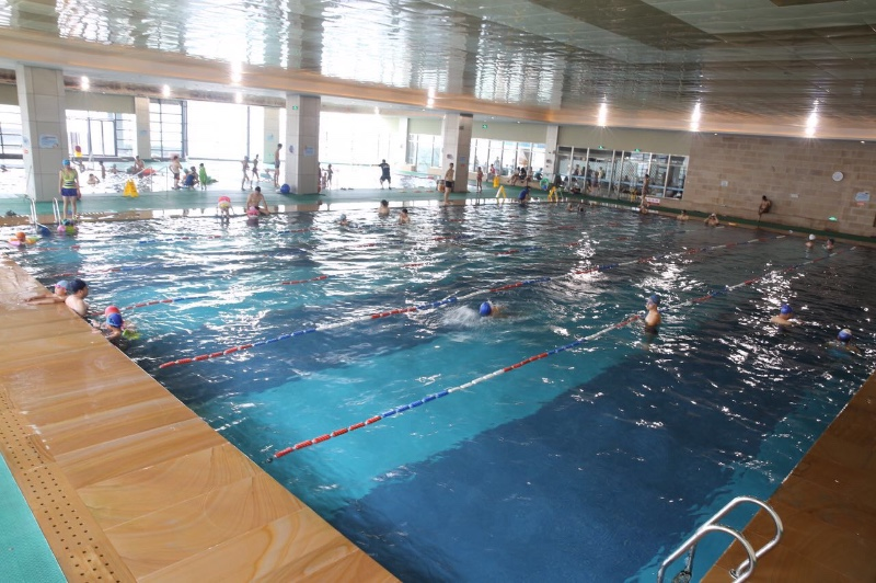 浑南新区全运村全民游泳健身中心