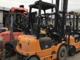 海口二手叉车买卖,二手内燃3吨叉车,杭州二手叉车出售