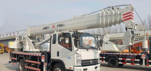 转让 起重机福田雷沃福田12吨吊车高配置可分期