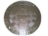 腾飞铸造公司生产各种规格球墨铸铁井盖