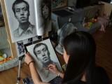 西安北郊艺考,高考美术培训爱画画社