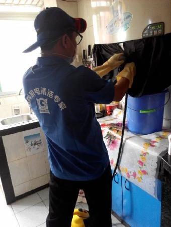 海口市油烟机热水器洗衣机清洗平台多少家?