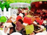 易拉罐装花果茶进口水果香味果粒茶 巴黎香榭200克零食批发