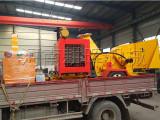贺州园林机械树枝粉碎机-移动式木材粉碎机供应商
