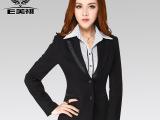 2014春夏韩版面试职业装西服女士职业套装正装时尚女装工作服西装