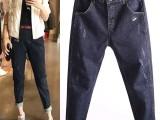 贵州黔南哪里有广州库存尾货牛仔裤2至5元批发