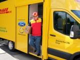 常州DHL国际快递寄电子产品
