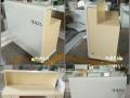 华为体验台 乐视手机柜台 苹果手机展示柜规格 小米挂钩配件柜