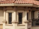 东莞GRC装饰造型构件EPS外墙装饰线条