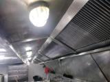 龙岗专业厨房油烟机清洗公司 专业清洗学校食堂的烟道
