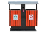 厂家直销户外分类垃圾桶,耐高温模压垃圾桶,活力舞吧跳跳球批发