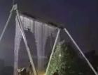 瀑布秋千展览互动设备出租疯狂动物城动漫模型租赁