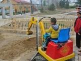 儿童仿真挖掘机 挖掘机沙池 质量可靠