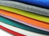 全涤单面拉绒 优质针织绒布   毛圈布 女装,童装 卫衣面料批发