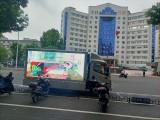 漳州广告宣传车车队,漳州的广告宣传车