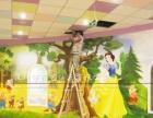手绘幼儿园彩绘,墙体彩绘,学校楼体彩绘涂鸦围墙彩绘