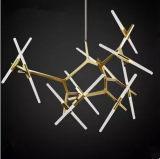 设计师的挚爱后现代树枝人字树杈餐厅灯