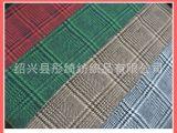 现货供应 秋冬大衣面料 粗纺 毛呢格子布
