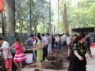 回归农村到松山湖生态园体验农家炊烟袅袅的柴火野炊饭