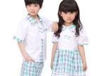 童装儿童校服幼儿园园服韩版中小学生合唱班服英伦夏短袖套装定制