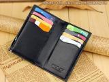 超薄真皮男士银行卡包 卡片包男式卡套 女士信用卡夹 多卡位卡夹
