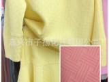 十字格弹力雪纺提花印花布料时尚女装高档连衣裙短裙套装面料