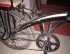 全铝合金折叠自行车转让