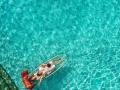 池州云澜湾婚纱摄影基地又一惊艳主题泳池拍摄