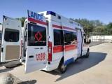 桂林跨省救护车转院病人回家,120急救车医疗转运